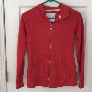 Victoria's Secret Ladies size x-Sm zip up hoodie